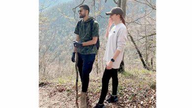 Photo of İran'da mahsur kalan Akdoğan  çareyi doğaya çıkmakta buldu