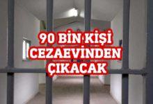 Photo of İnfaz düzenlemesi TBMM'de: 90 bin kişi cezaevinden çıkacak