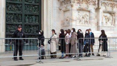 Photo of İtalya'da Kovid-19 nedeniyle ölü sayısı 148'e yükseldi