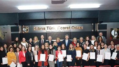 Photo of Kadın Girişimci Yönetici Okulu KKTC'deki mezunlarını verdi