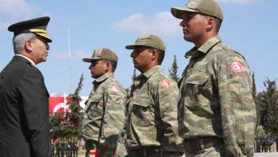 Photo of Asker izinleri iptal, kantinlere sivil girişi yasak