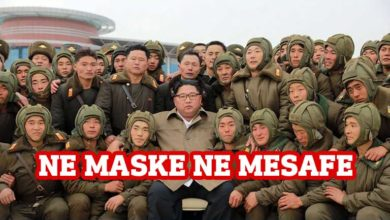Photo of Kuzey Kore lideri Kim corona virüse meydan okuyor