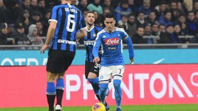Photo of Koronavirüs Napoli-Inter maçını da vurdu