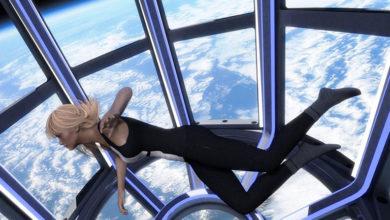 """Photo of NASA'nın """"uzay otelinin"""" konaklama fiyatı belli oldu"""
