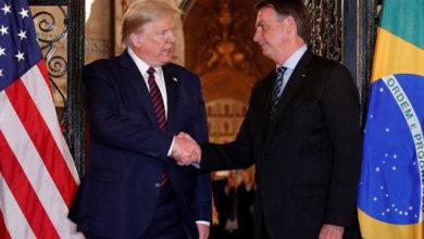 Photo of Tokalaşan Trump ve Bolsonaro'dan 'corona virüs' açıklaması