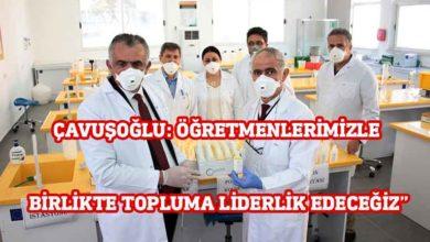 Photo of Türk Maarif Koleji kolonya üretimine başladı