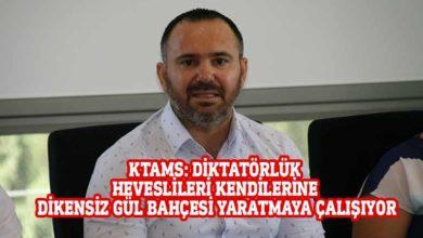 Photo of KTAMS'tan hükümete: Demokrasi düşmanı, diktatörlük heveslileri