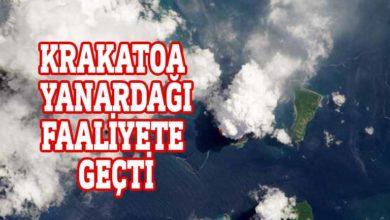 Photo of Uzaydan görüntülendi, tsunami uyarısı yapıldı