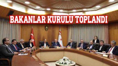 Photo of Bakanlar Kurulu bir kez daha toplandı