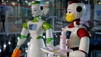 Photo of Koronavirüs mücadelesinde robotlar devrede