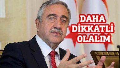 Photo of Cumhurbaşkanı Akıncı uyardı