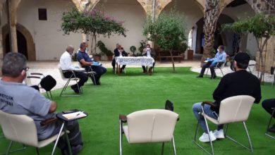 Photo of Belediyelerin sağlık birimi sorumlularıyla toplantı gerçekleştirildi