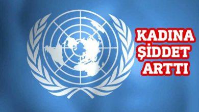 Photo of BM'den artan kadına şiddeti önleme çağrısı
