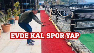 Photo of Evdeki sporcular bugün yine Havadis'te