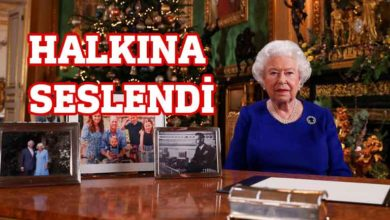 Photo of İngiltere Kraliçesi 2. Elizabeth ulusa seslendi