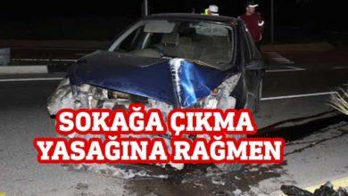Photo of Haftalık trafik raporu: 12 çarpışma, 1 yaralı