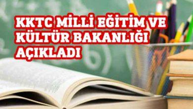 Photo of KKTC Milli Eğitim ve Kültür Bakanlığı: Ders içerikleri güncellendi
