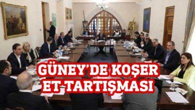 Photo of Yasa tasarısı Kıbrıs'ın güneyinde Koşer et tartışmasını başlattı