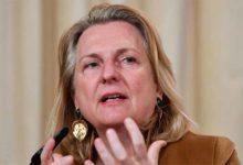 Photo of Avusturya Dışişleri Eski Bakanı Kneissl: Kocam bana şiddet uyguluyor