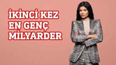 Photo of Kylie Jenner ikinci kez en genç milyarder