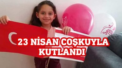 Photo of Montessori'de online kutlama