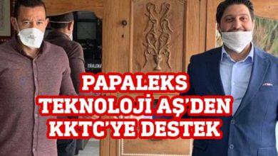 Photo of Asil Ersoydan ve Seyhan Yıldırım'dan KKTC Sağlık Bakanlığı'na solunum cihazı bağışı