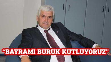 Photo of Türk-Sen 1 Mayıs İşçi Bayramı'nı kutladı