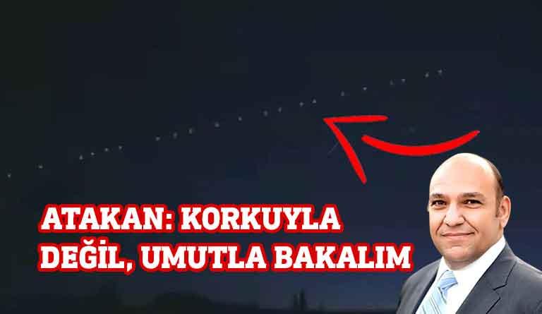 Bayındırlık ve Ulaştırma Bakanı Tolga Atakan