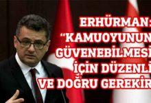 Photo of Erhürman: Bu dönemde eleştiri yerine daha çok öneriler geliştirmeye çalışıyoruz