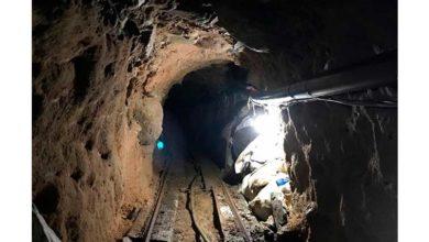 Photo of Meksika sınırında keşfedilen tünelden 30 milyon dolarlık uyuşturucu çıktı