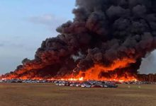 Photo of ABD'de 3500 araç yandı