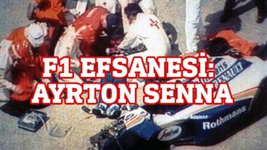 Photo of F1 efsanesi: Ayrton Senna