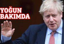 Photo of Koronavirüs tedavisi gören İngiltere Başbakanı Boris Johnson yoğun bakıma kaldırıldı