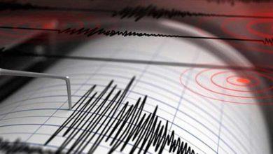 Photo of Ürdün'de 4,6 büyüklüğünde deprem