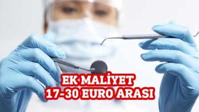Photo of Güney Kıbrıs'ta diş doktorları Kovid-19 zammı istedi