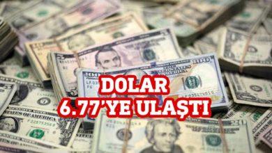 Photo of Dolar haftaya yükselişle başladı