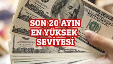 Photo of Dolar 6.85'i aştı