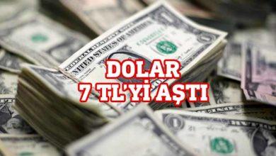 Photo of Dolar TCMB faiz kararı sonrası yükselişte
