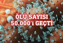 Photo of Dünya geneli korona vaka sayısı 981.221