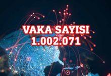 Photo of Dünya geneli korona vaka sayısı milyonu geçti