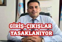 Photo of Ataser: Alsancak,Lapta ve Karşıyaka bölgesel karantinaya alınıyor