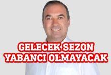 Photo of Sertoğlu: Nisan sonu ligler başlar