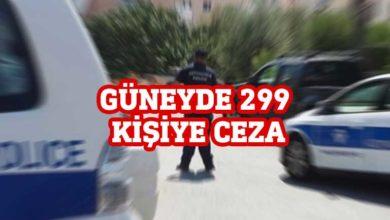 Photo of Güney'de 12 saatte 299 kişiye ceza