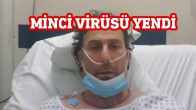 Photo of Hasan Oktay Minci taburcu edildi