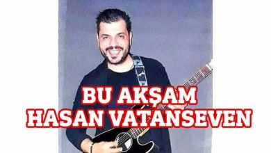Photo of #Evdekal konserlerinde bu akşam Hasan Vatanseven
