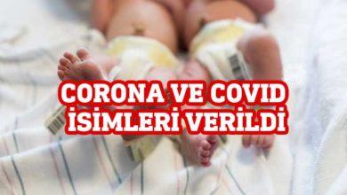 Photo of Hindistan'da yeni doğan ikizlere Corona ve Covid isimleri verildi