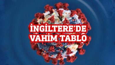 Photo of İngiltere'den korkutan tablo