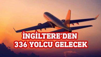 Photo of Atakan: Charter uçuşla bu gece 168 yolcu gelecek