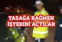Photo of 7 günde 382 kişi sokağa çıkma yasağını ihlal etti