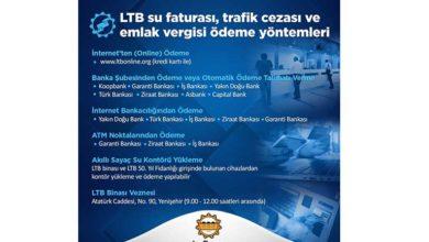 Photo of Lefkoşa'da emlak vergisi de belediyeye gitmeden ödenebilecek